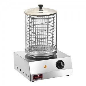 Caterchef worstenwarmer voor hotdogs