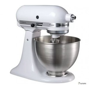 KitchenAid keukenmachine K45 wit