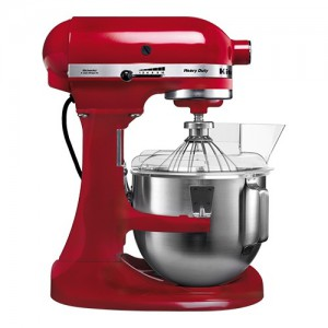 KitchenAid keukenmachine 5L type K5 rood