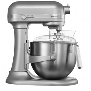KitchenAid keukenmachine K7 metaalgrijs