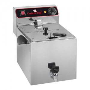 CaterChef elektrische friteuse 9L