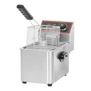 CaterChef elektrische friteuse 5L