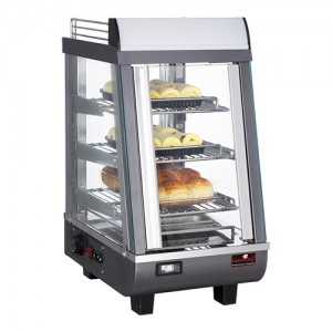 Caterchef Warmhoudvitrine - 680x490x660 mm (bxdxh)