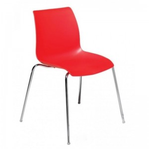A-laser chair red stoel rood