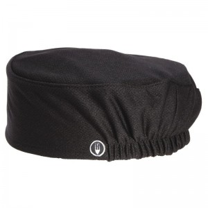 Chef Works coolvent unisex cap zwart