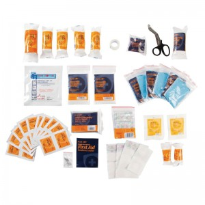 Aero BS8599 premium first aid kit refill small