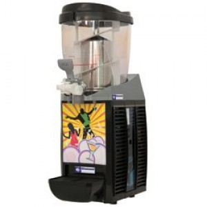 Diamond black line granita & Distributer machine, inhoud van 5,5-3x 10 Liter
