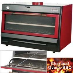 Diamond charcoal houtskooloven-BBQ, 80-120CM