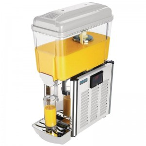 Polar koude drank dispenser 1x 12ltr