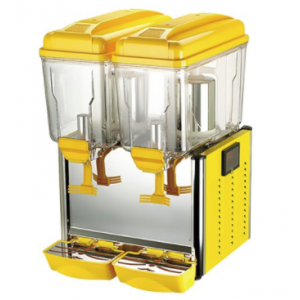 CaterCool drankendispenser 2x12L
