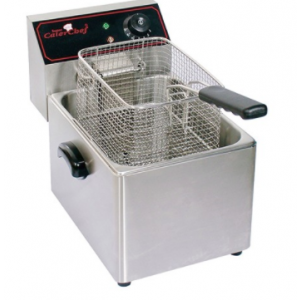 CaterChef elektrische friteuse 8L