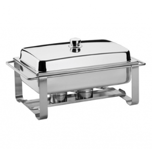 Spring Swiss Design chafing dish