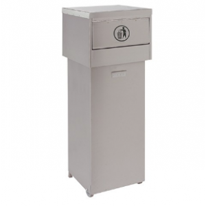 afval container 136L