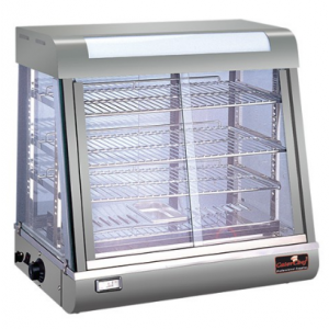 CaterChef warmhoudvitrine - 440x690x660 mm (bxdxh)