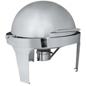 Max Pro chafing dish roll-top rond