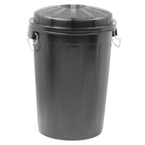 Afval container 95L