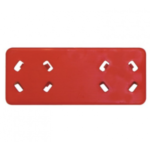CaterRacks clip rood