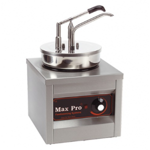 MaxPro foodwarmer - 1 pan, dispenser