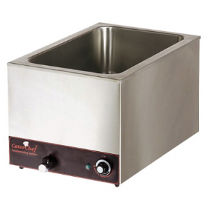 Caterchef elektrische bain marie GN1/1x1-200mm
