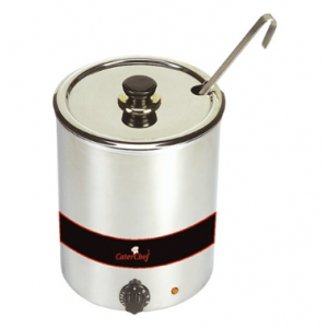 CaterChef soepketel - 5.7 liter, RVS