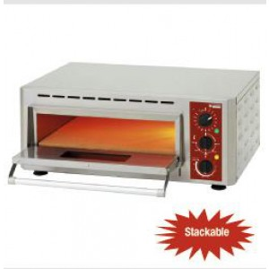 Diamond elektrische pizza oven, 1 pizza Ø 430 mm