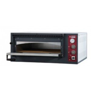 Diamond rustic line elektrische pizza oven, 6x Ø 330mm pizza