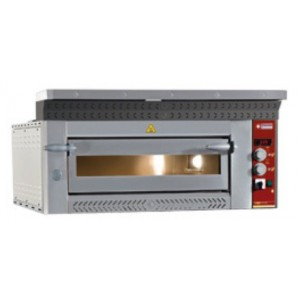 Diamond elektrische pizza oven, 4x Ø 350 mm pizza