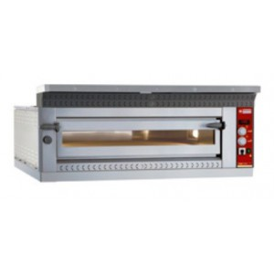 Diamond elektrische pizza oven,  6x Ø 350 mm pizza