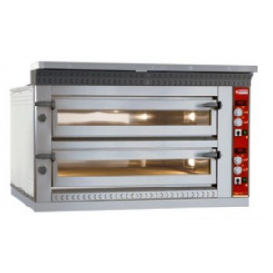 Diamond elektrische pizza oven, 9+9x  Ø 350 mm pizza