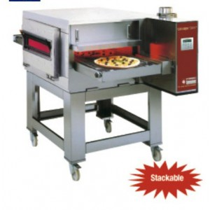 Diamond elektrische pizza oven, 40-30 Ø 350 mm pizza