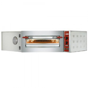 Diamond elektrische pizza oven hoekmodel, 8 Ø 350 mm pizza