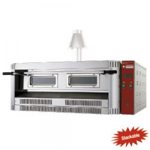 Diamond gas pizza oven, 9  Ø 330 mm pizza