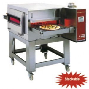 Diamond Gas pizza oven, 40-30 Ø 350 mm pizza