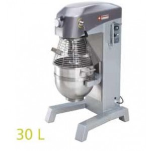 Diamond whisk mixer 30 liter