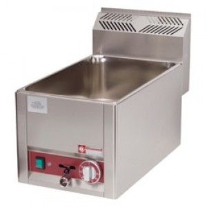 Diamond snack 600 elektrische bain-marie GN 1/1 - 150 mm