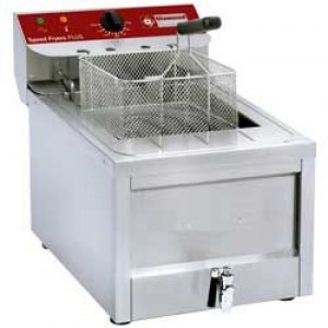 Diamond speed fryers electrische friteuse 12 Lit.