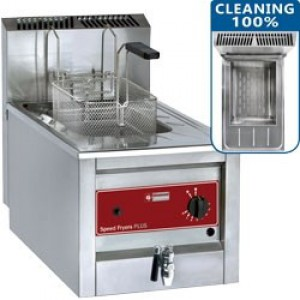 Diamond speed fryers gas friteuse 12 Lit.