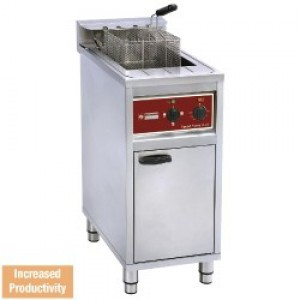Diamond speed fryers electrische friteuse 16 lit.