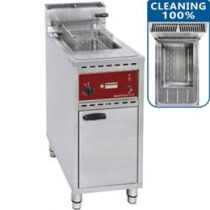 Diamond speed fryers gas friteuse 1 kuip 16 Lit. - op kast