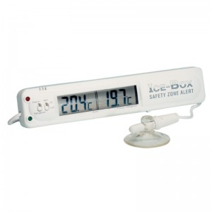 Hygiplas thermometer LCD