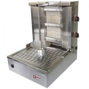 Diamond gas gyros grill 20 kg