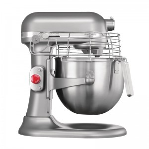 KitchenAid professionele mixer 6,9ltr zilver metallic