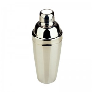 Olympia cocktail shaker RVS