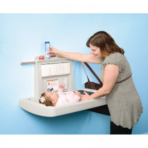 Rubbermaid Baby verzorgingstafel