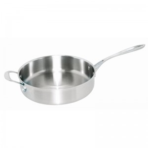 Vogue Tri Wall sauteuse, 24cm Ø